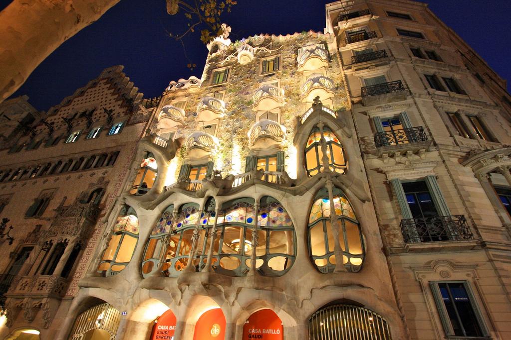 Passeig De Gr 224 Cia Barcelona Barcelona Home Blog