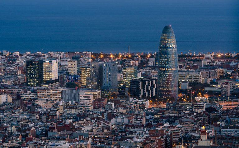 torre agbar - Barcelona-home