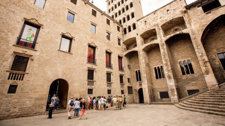 Museu d'Història de la Ciutat (Barcelona City History Museum)