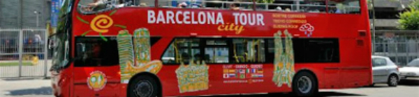 Bus à Barcelone