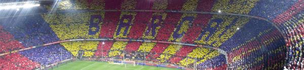 Futbol w Barcelonie