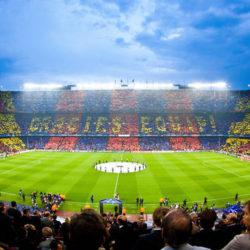 Le stade du Camp Nou, ambassadeur du FC Barcelona