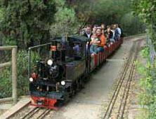 Tren del Oreneta