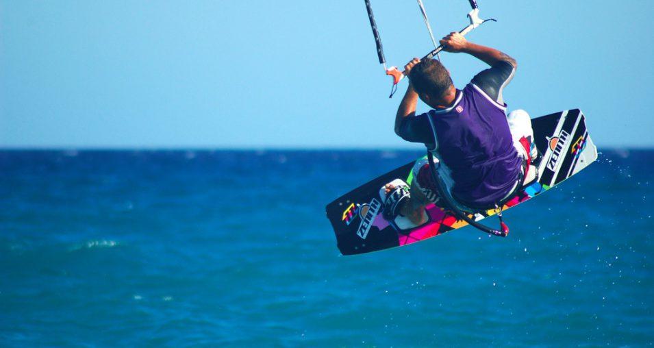 Surfing in BCN