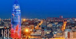Torre Agbar Barcelone