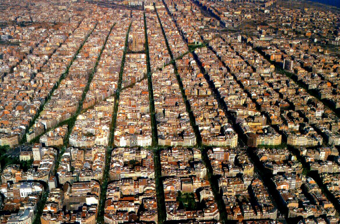 District: Eixample, Barcelona