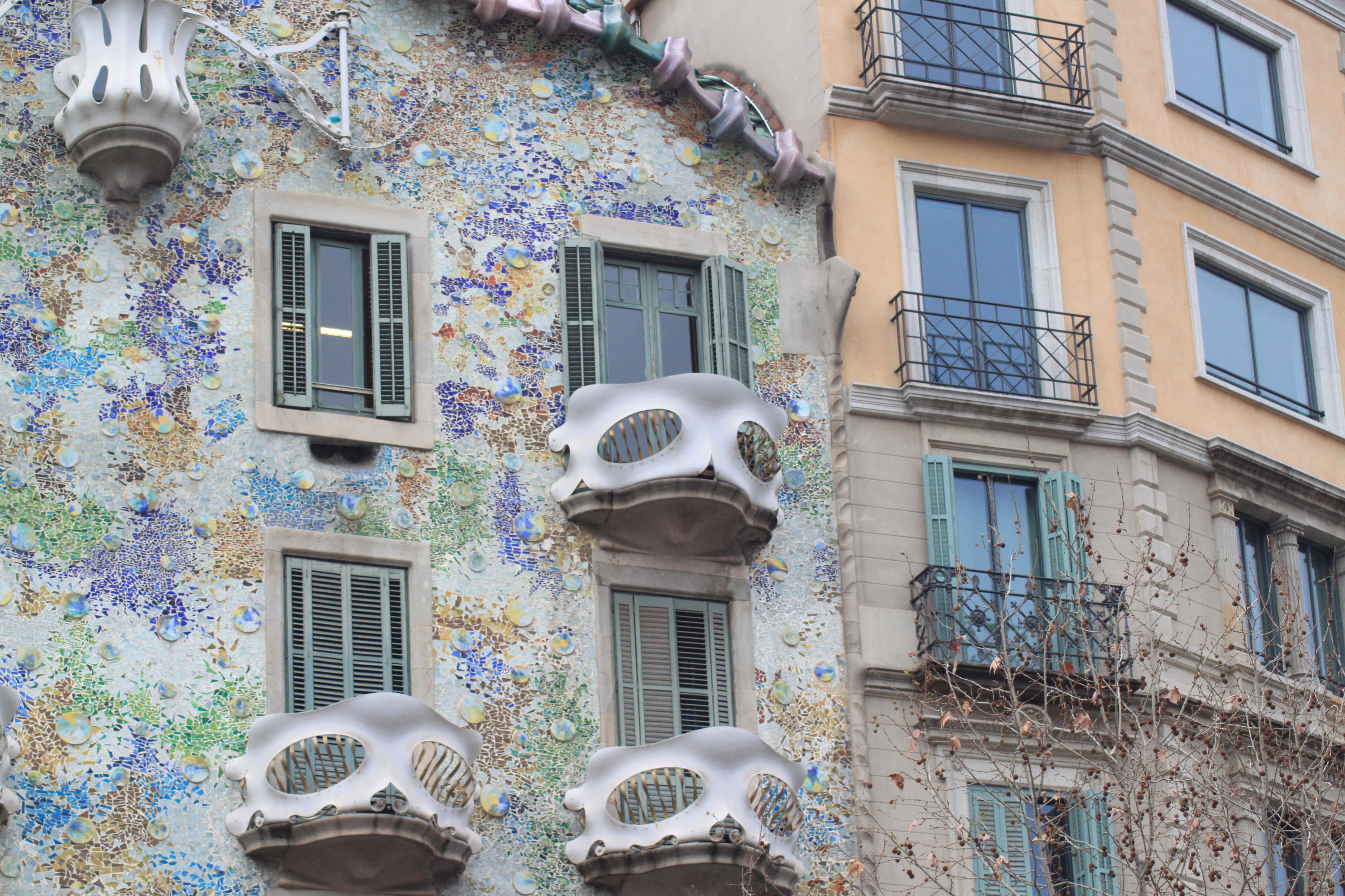 Die architektur in barcelona barcelona home blog for Home design agency barcelona