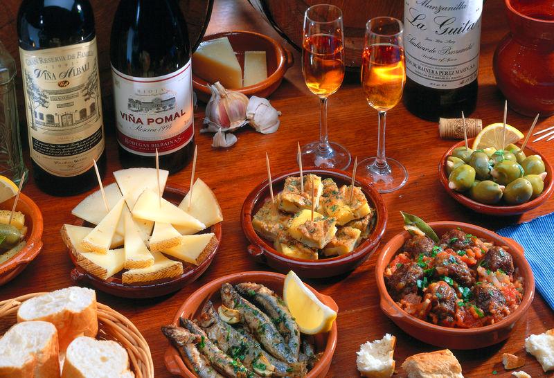 Essen und Trinken in Barcelona