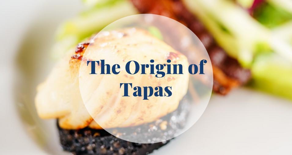 origin of the tapas - Barcelona Home