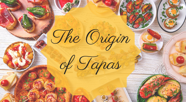 The Origin of Tapas