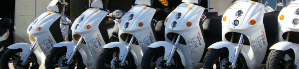 Scooter Rental in Barcelona