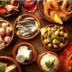 The origen of tapas!