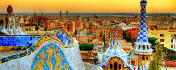 Parc-Guell-Barcelona-Spain