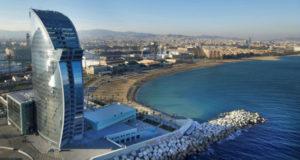 Лучшие пляжи в Барселоне