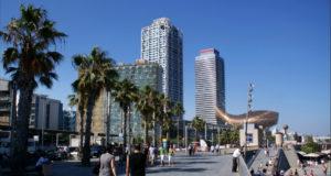 Отель или квартира в Барселоне