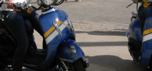 Bike and Moped Tours in Barcelona