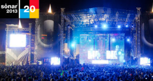 Фестиваль Сонар 2013