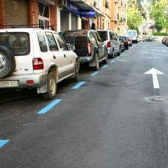 Автомобильные парковки Барселоны