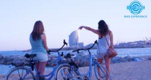 Fahrradtour mit Bornbike in Barcelona