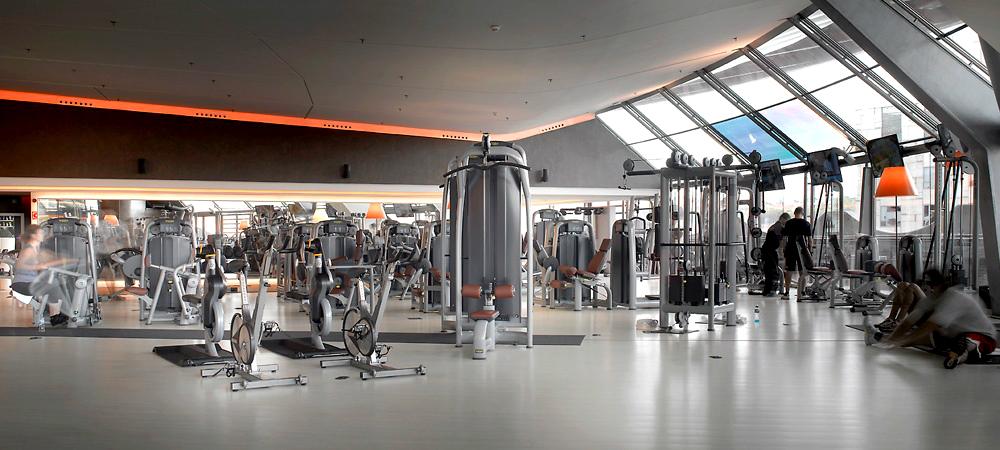 Fitnesszentren in Barcelona