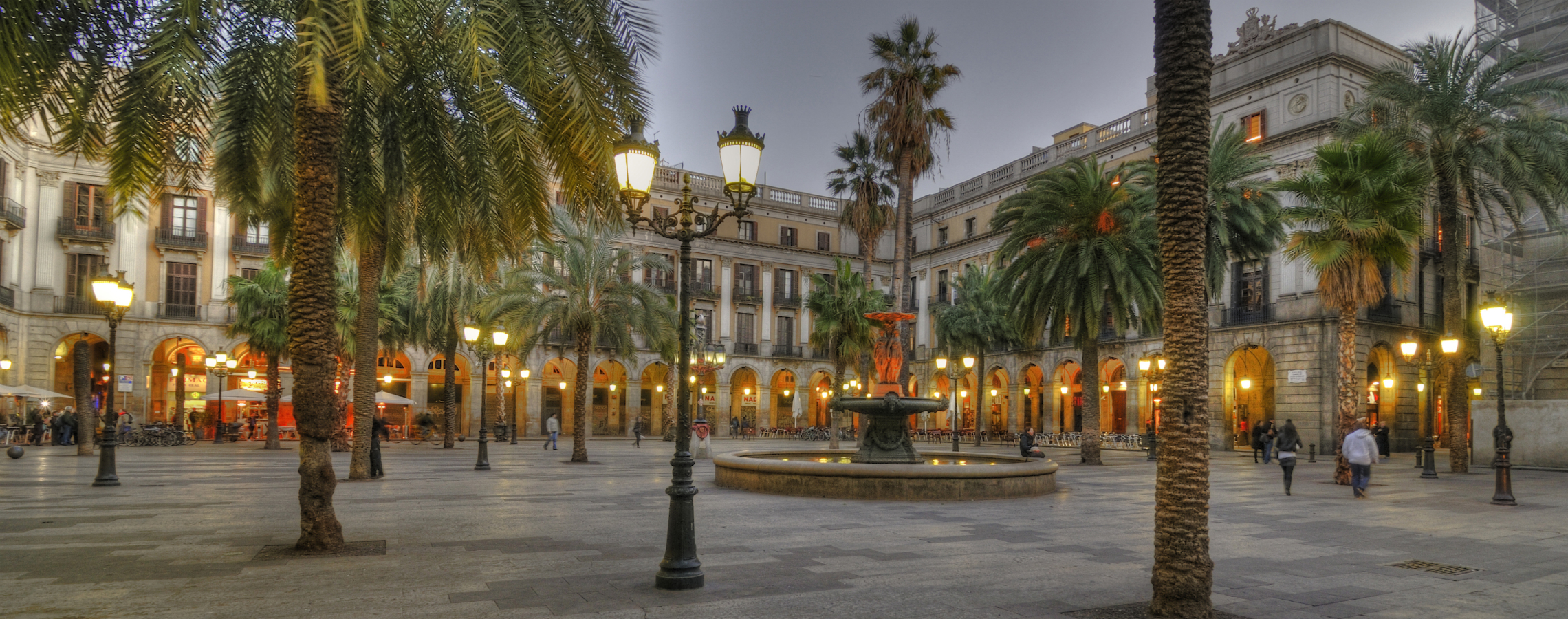Das Stadtviertel Ciutat Vella