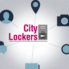 City Lockers i Barcelona