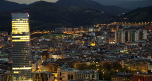 From Barcelona to the Capital of Basque Country