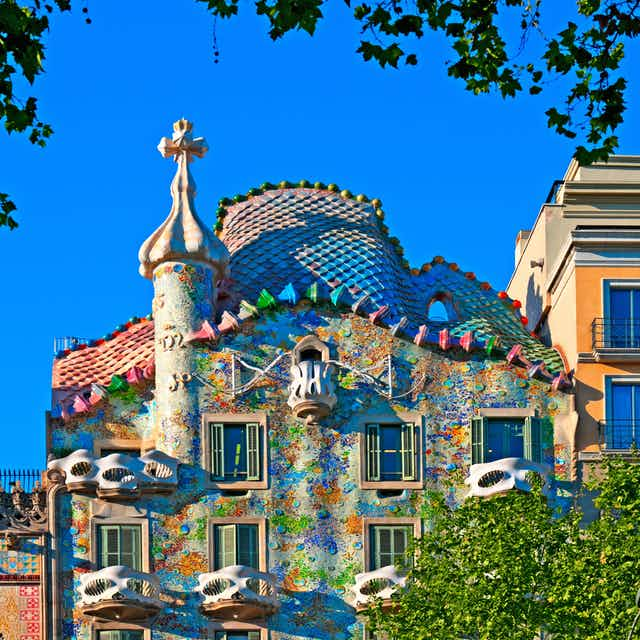 Дом Batlló