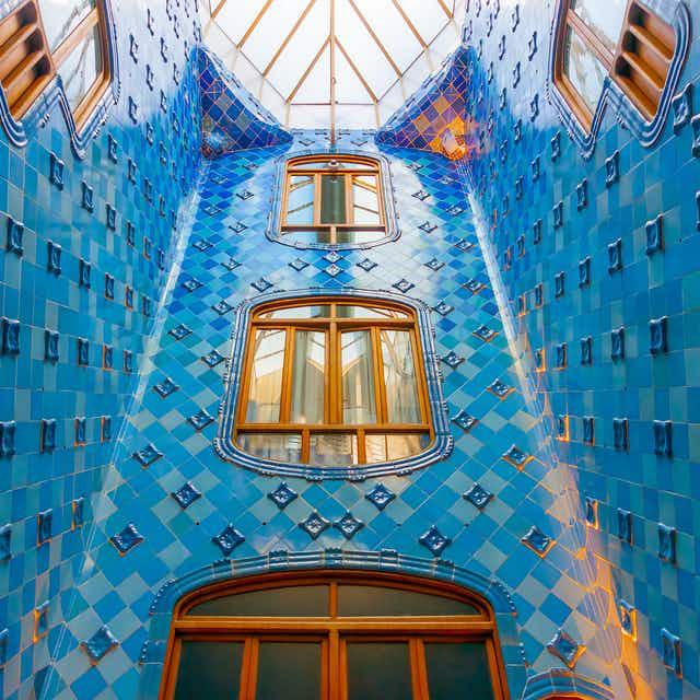 Modernistic Masterpiece Casa Batllo Barcelona Home
