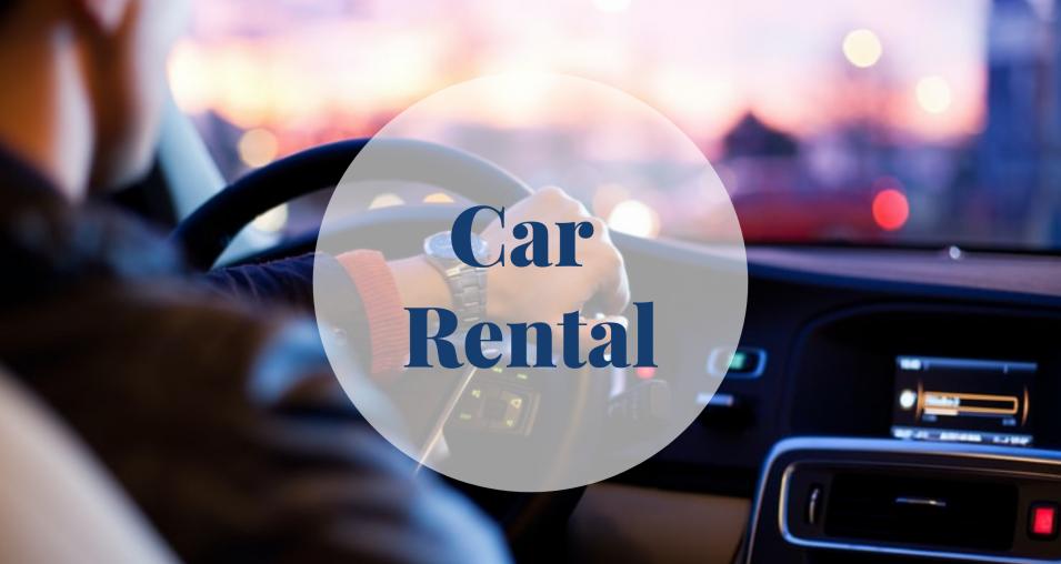 Car Rental - Barcelona Home