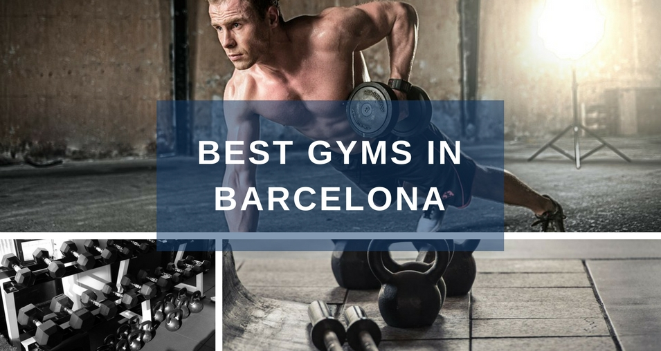 The best gyms in barcelona barcelona home