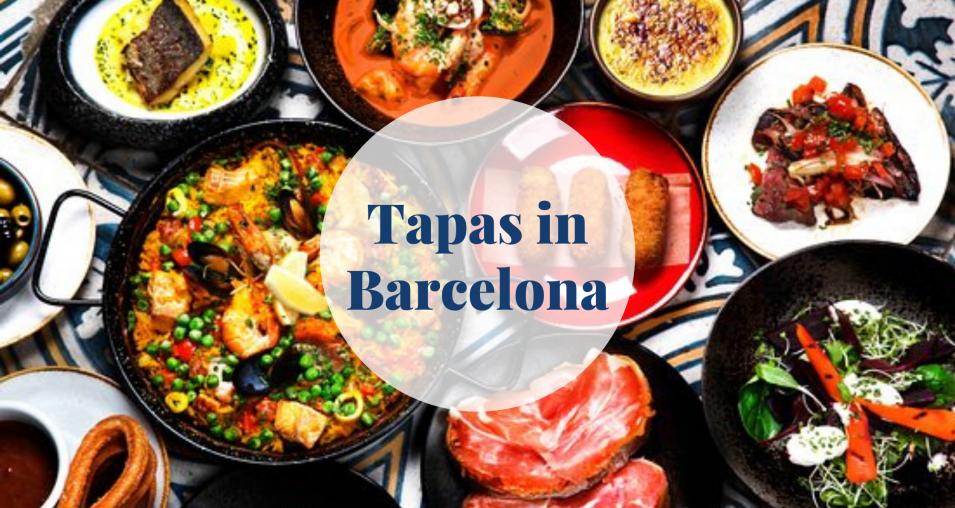 Tapas in Barcelona - Barcelona Home