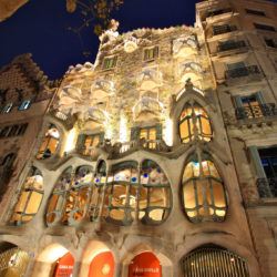 beautiful-architecture-by-gaudi-located-nearby
