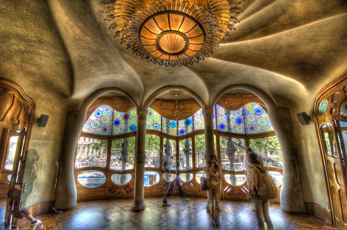La casa batll una leyenda art stica barcelona home blog for Accessori x la casa