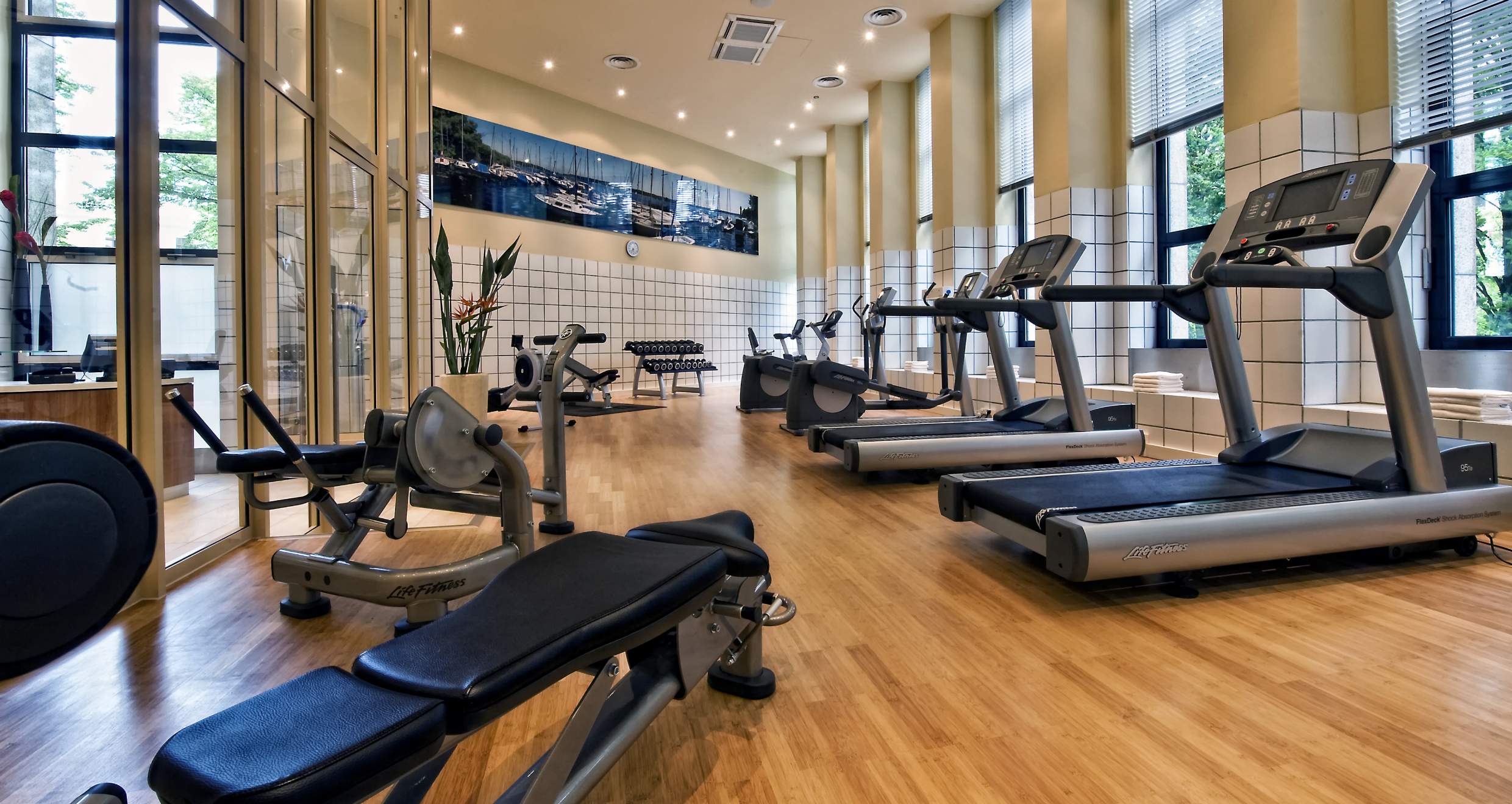 Gyms in Barcelona