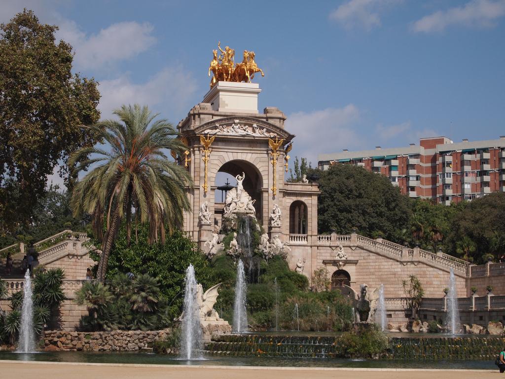 Best Parks Barcelona: Parc ciutadella