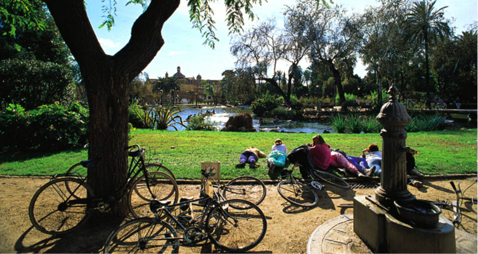 parks barcelona