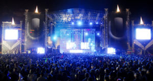 The Sonar Festival – Barcelona's Biggest Electronic Music Festival