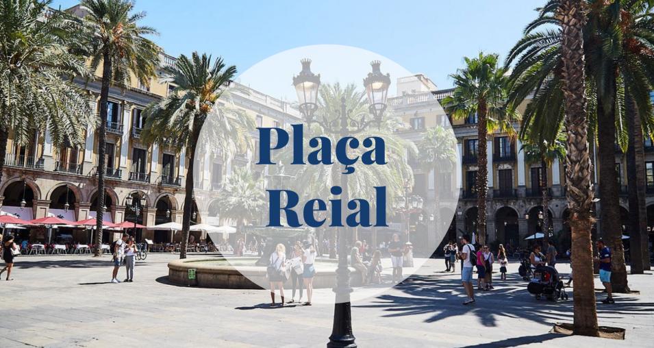 Plaça Reial - Barcelona Home