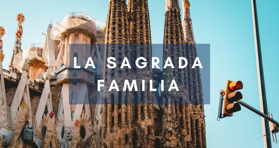 Besuch der Sagrada Familia