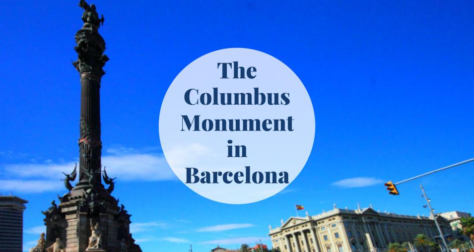Columbus Monument Barcelona Barcelona-Home
