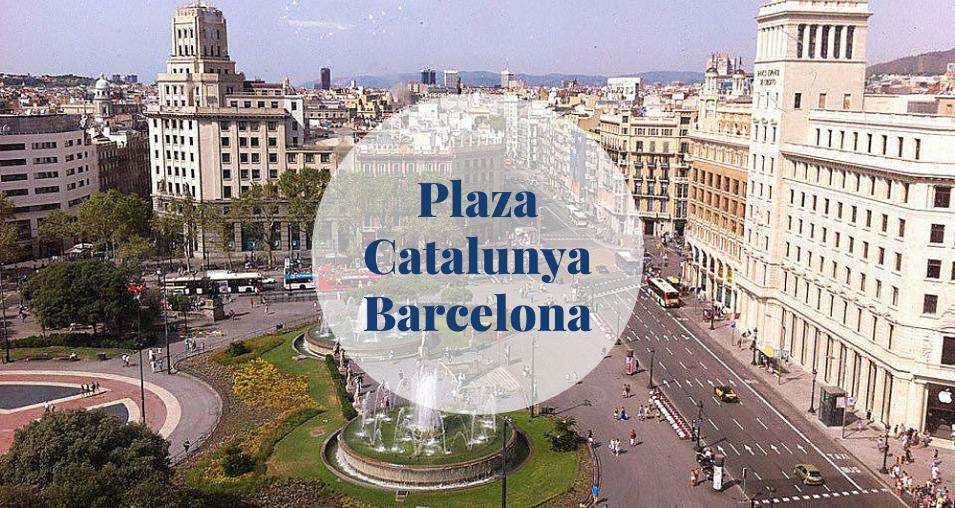 Plaza Catalunya Barcelona Barcelona-Home
