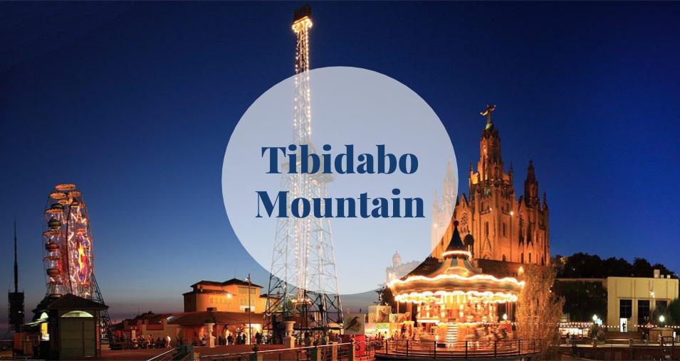 Tibidabo Mountain Barcelona-Home