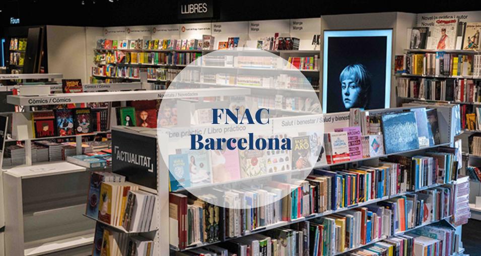 FNAC Barcelona Barcelona-Home