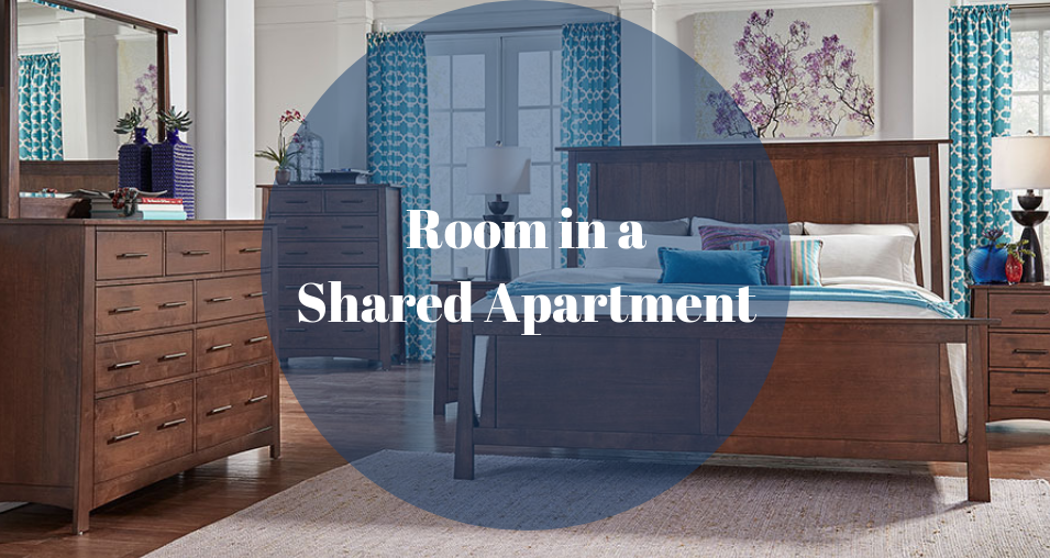 Room in a Shared Apartment