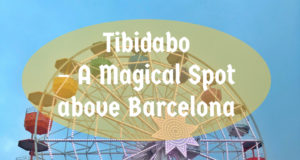 Tibidabo – A Magical Spot above Barcelona (2)