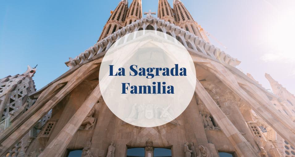 la sagrada familia - Barcelona-home