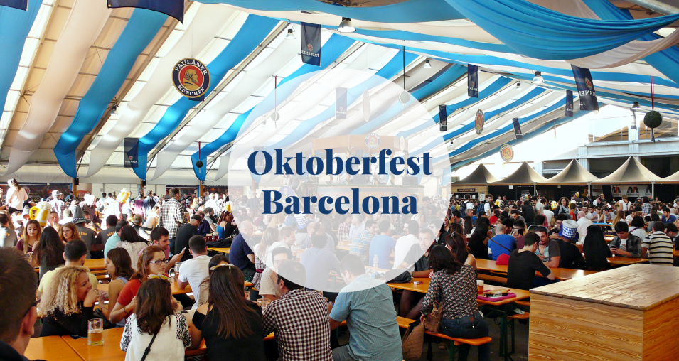 Oktoberfest Barcelona - Barcelona-home