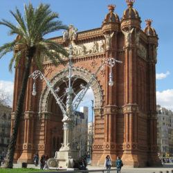 beautiful-view-of-arc-de-triomf