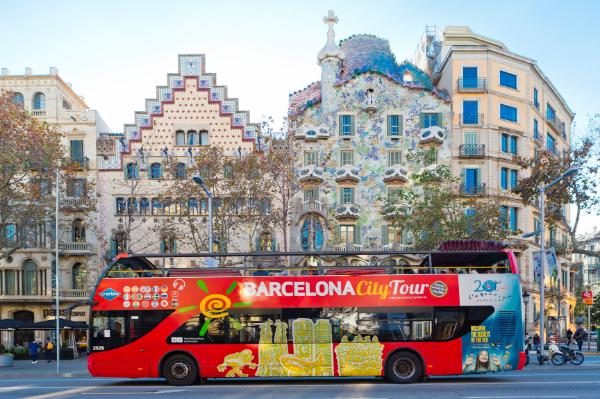 Tour Bus Barcelona - Barcelona Home